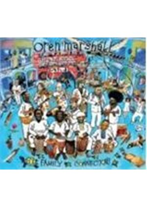 Oren Marshall & The Charming Transport Band - Family Connections (Music CD)