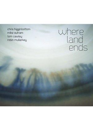 Chris Higginbottom - Where Land Ends (Music CD)