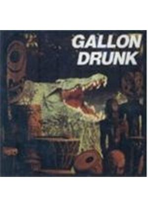 Gallon Drunk - You, The Night..... And The Music (Music CD)
