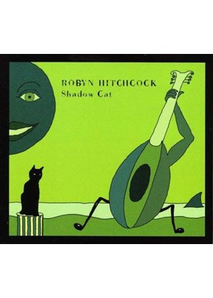 Robyn Hitchcock - Shadow Cat (Music CD)