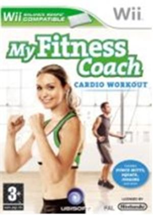 My Fitness Coach: Cardio Workout (Wii Fit Balance Board Compatible) (Wii)