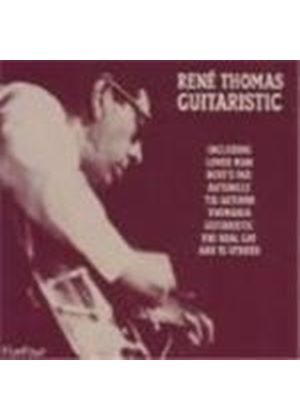 RENE THOMAS - Guitaristic