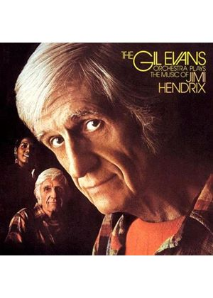 Gil Evans - Plays the Music of Jimi Hendrix (Music CD)