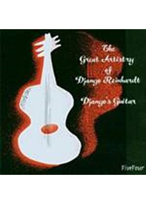 Django Reinhardt - The Great Artistry Of Django Reinhardt/Djangos Guitar (Music CD)