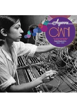 Suzanne Ciani - Lixiviation (Music CD)