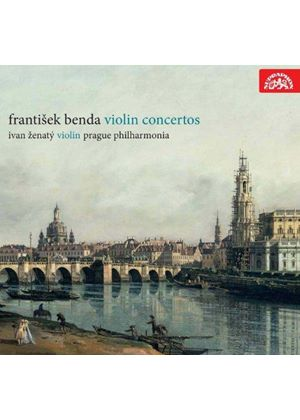Frantisek Benda: Violin Concertos (Music CD)