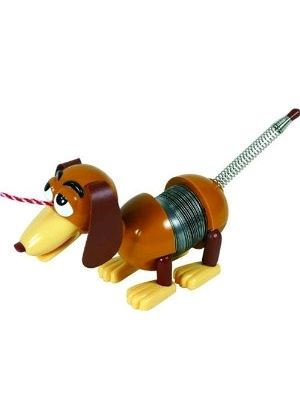 Toy Story and Beyond - Slinky Dog Jr