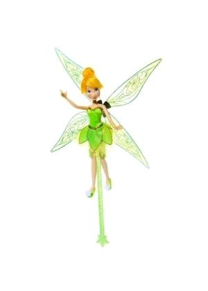 Tinker Bell Magic Spiral Wings 23 cm Doll