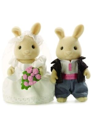Sylvanian Families - Bride and Groom