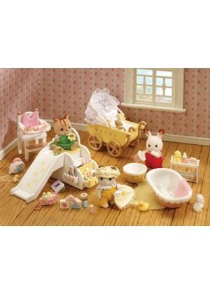 Sylvanian Families - Baby Furniture Compendium Set