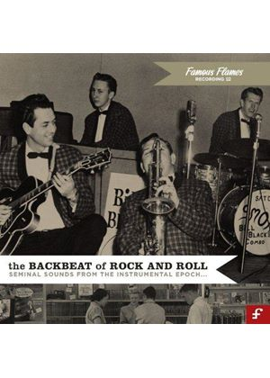 Various Artists - Backbeat of Rock And Roll (Music CD)