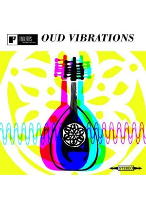 Ahmed Abdul-Malik - Oud Vibrations (East Meets West) (Music CD)