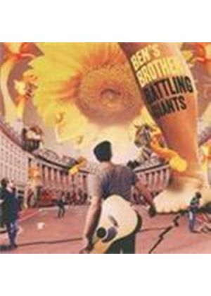 Ben's Brother - Battling Giants (Music CD)