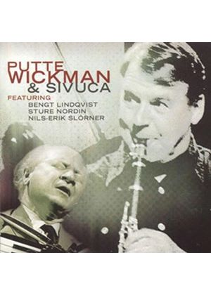 Putte Wikman - Swedish Groove (Music CD)