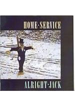 Home Service - Alright Jack (Music CD)