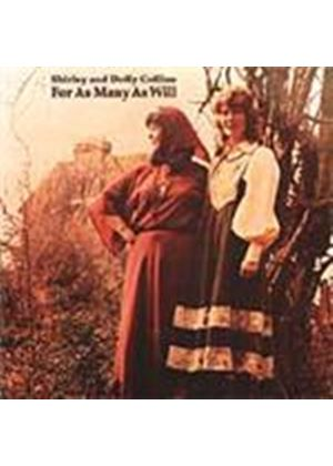 Shirley & Dolly Collins - For As Many As Will (Music CD)