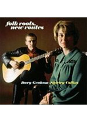 Shirley Collins & Davy Graham - Folk Roots, New Routes (Music CD)