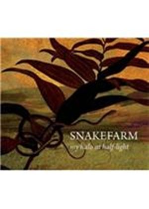 Snakefarm - My Halo At Half-Light (Music CD)