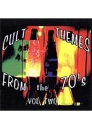 Various Artists - Cult Themes From The 70's Vol.2 (Music CD)