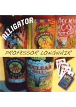 Professor Longhair - Alligator (Music CD)
