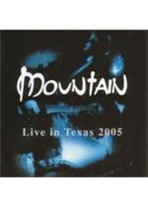 Mountain - Live In Texas (Music CD)