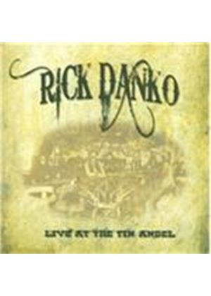 Rick Danko - Live At The Tin Angel, PA. 1999 (Live Recording) (Music CD)