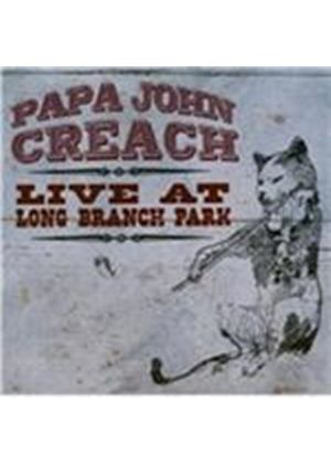 Papa John Creach - Long Branch Park 1983 (Live Recording) (Music CD)