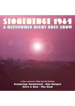 Enid (The) - Stonehenge 1984 (A Midsummer Night Rock Show/Live Recording) (Music CD)