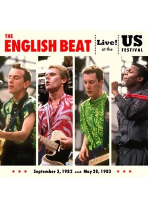 Beat (The) - Live at the US Festival (Live Recording/+2DVD) (Music CD)