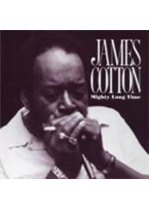 James Cotton - Mighty Long time (Music CD)