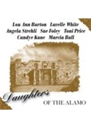 Various Artists - Daughters Of The Alamo (Music CD)