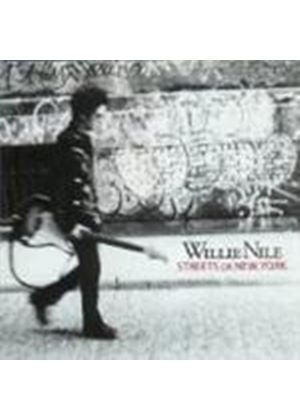 Willie Nile - Streets Of New York (Music CD)