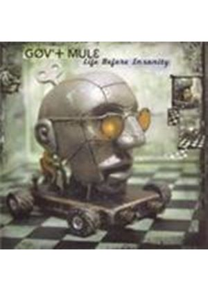 Gov't Mule - Life Before Insanity (Music CD)
