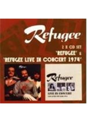 Refugee - Refugee (Live In Newcastle) (Music CD)