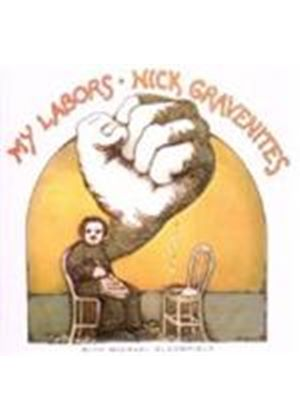 Nick Gravenites & Mike Bloomfield - My Labors And More (Music CD)