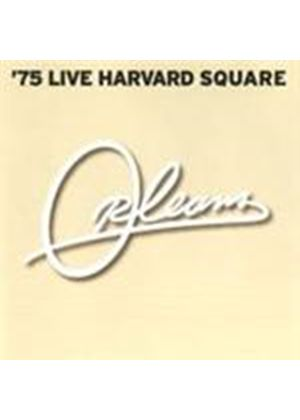 Orleans - 75 Live Harvard Square (Music CD)