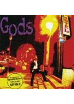 Spike - Gods Hotel (Music CD)