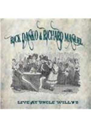 Richard Manuel - Live at Uncle Willy's 1989 (Music CD)