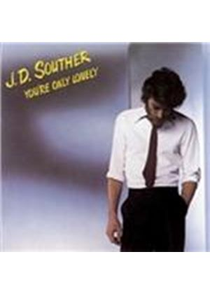 J.D. Souther - You're Only Lonely (Music CD)