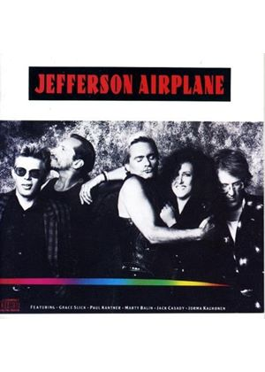 Jefferson Airplane - Jefferson Airplane (Music CD)