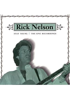 Rick Nelson - Stay Young (Music CD)