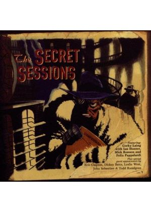 Corky Laing - Secret Sessions (Music CD)