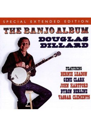 Doug Dillard - Banjo Album (Music CD)