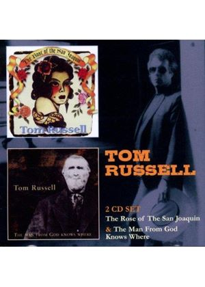 Tom Russell - Rose of San Joaquin/Man from God Knows Where (Music CD)