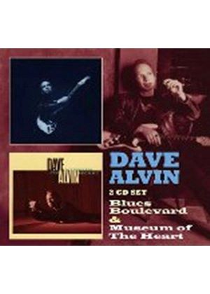 Dave Alvin - Blues Blvd./Museum of the Heart (Music CD)