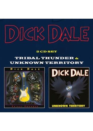 Dick Dale - Tribal Thunder/Unknown Territory (Music CD)