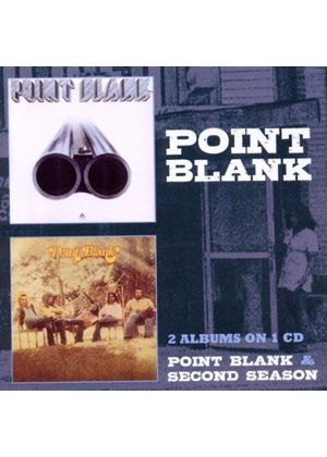 Point Blank - Point Blank/Second Season (Music CD)