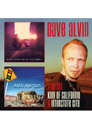 Dave Alvin - King of California/Interstate City (Music CD)