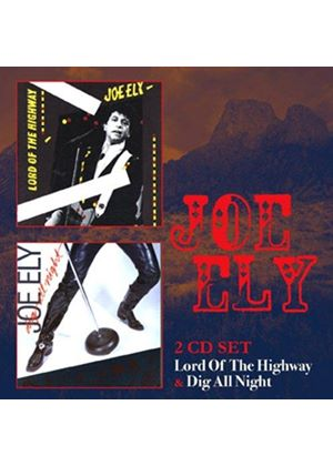 Joe Ely - Lord of the Highway/Dig All Night (Music CD)