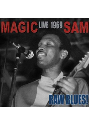 Magic Sam - Live 1969 Raw Blues (Music CD)